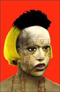Sujet : chirurgie esthétique. Orlan, art contemporain.