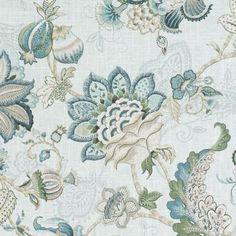 My Fabric Connection - Duralee Fabric 42479 601 Aqua/Green, $43.98 (https://www.myfabricconnection.com/duralee-fabric-42479-601-aqua-green/)