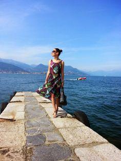 Mode in Italy: NEL BLU DIPINTO DI BLU