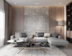 A Guide to Cute And Chic Living Room Design For Your Home - flipsyourhome Apartment Interior, Interior Design Living Room, Living Room Designs, Living Room Modern, Home Living Room, Living Room Decor, Cozy Living, Appartement Design, Contemporary Interior