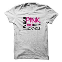 Its breast cancer awareness month.  Show your support for the ladies we have lost and those that are currently battling.