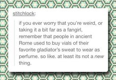Fangirls, don't feel bad about yourselves…