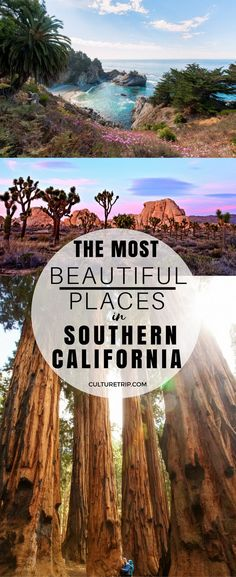 The Most Beautiful Places In Southern California|Pinterest: @theculturetrip