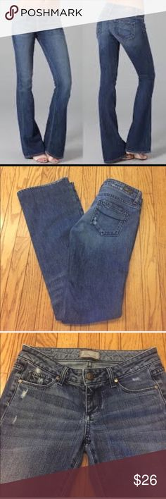 Paige Jeans Size 25 Like new Paige denim bootcut jeans size 25! Super cute! Paid over $150! Check out my closet too PAIGE Jeans Boot Cut