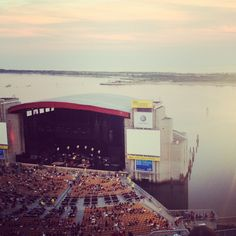 Jones Beach, NY....great concerts! Maybe see a concert too!