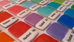 biscotti Pantone - Kim Neill