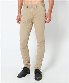 General Pants co SLIM CHINO SAND