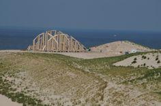 27mei2015 monument in aanbouw 2de Maasvlakte
