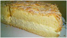 Ingredients: 4 egg (s) 150 g powdered sugar 1 pack pudding powder, vanilla 100 g flour 1 t . - Ingredients: 4 eggs 150 g icing sugar 1 pack pudding powder, vanilla 100 g flour 1 tsp baking powde - Banana Recipes, Cake Recipes, Dessert Recipes, Elegant Desserts, Easy Desserts, Custard Powder, Homemade Pancakes, Easy Baking Recipes, Man Food