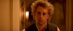 young Tom Hulce in Amadeus Tom Hulce, 1980s Films, Sagittarius Moon, Chinese Astrology, The Best Films, Numerology, Gorgeous Men, Good Movies, Pretty People