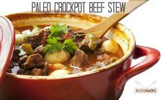 Nothing says comfort food like our paleo beef stew. It's rich, hearty, and perfect for cold winter nights. What's even better is that you can take a few min