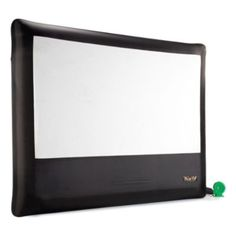 Inflatable Outdoor Projector Screen...  So you can watch movies outside. #Outdoors #Technology