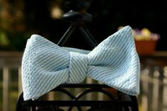Windswept Bow Tie. $38.00, via Etsy.