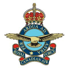 "The designation ""royal"" was bestowed upon the Canadian Air Force by King George V on February 12, 1923. It became official on April 1, 1924, the day that the Royal Canadian Air Force became a permanent component of Canada's defence force. PHOTO: DND"