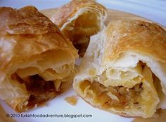 How to Make Kiymali Borek - A Recipe for Turkish Phyllo Pastry With Minced Meat Filling