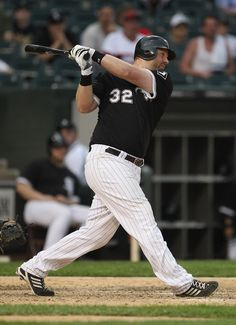 Chicago White Sox - Adam Dunn.  He was my pick to click all last year.  I guess all those picks are finally paying off!  LOL