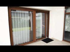 OKNA TARASOWE_Sprawdź jakie okna tarasowe wybrać, aby były szczelne, funkcjonalne i nadały pomieszczeniu charakteru. Divider, Windows, Room, Furniture, Youtube, Home Decor, Bedroom, Decoration Home, Room Decor