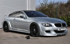 PRIOR-DESIGN PD550 Widebody Aerodynamic-Kit for BMW M6 [E63/E64] - PRIOR-DESIGN Exclusive Tuning