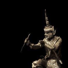 Hanuman -dancing
