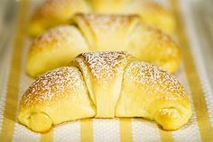 fill with lemon pie filling roll up, bake, powered sugar on top !!!