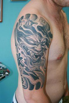 sleeve tattoos | 25 Captivating Japanese Sleeve Tattoos | CreativeFan