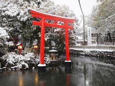 Japan, winter