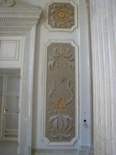 Anatoly Korobkin. Fragment of wall painting