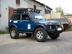 Image result for lada niva