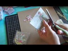 PaperCrafter's Corner Presents The NEW Photo Sleeve Fuse by We Are Memory Keepers (WRMK) - YouTube