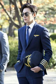 Legend of the blue sea-- Lee Min Ho Looks handsome in this dress Jung So Min, City Hunter, Asian Actors, Korean Actors, Korean Dramas, Heo Joon Jae, Jun Matsumoto, Legend Of Blue Sea, Legend Of The Blue Sea Kdrama