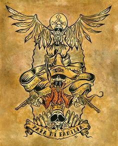 Bandito's Prayer on www.davidlozeau.com