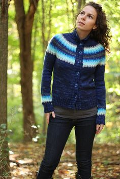 Ravelry: Coolbreeze Cardigan pattern by Tanis Lavallee