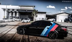black bmw with stripe - Google Search