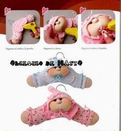 Revistas de manualidades Gratis: Revista para hacer muñecas paso a paso