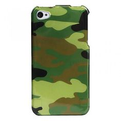 Case Camuflado para Iphone 4 e 4s