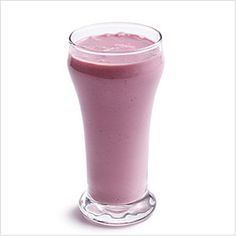 Berry and Banana Smoothies, from Cooking Light