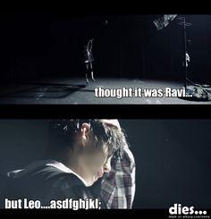 But Leo...