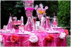 #Pink Sparkle #Princess #Party