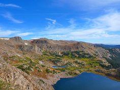 2 day backpacking loop. King Lake - High Lonesome - Devils Thumb Lake Loop - 15 mile loop [9,000' - 12,000']