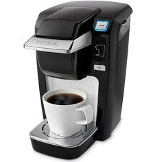 Keurig® B31 Single-Serve Mini Coffeemaker - jcpenney via Polyvore