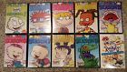 Rugrats: Seasons 1-9 AND The Trilogy Movie Collection (WITH SLIPCOVER) DVD LOT