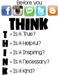 Think first...