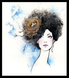 The Bird Nest by Achen089.deviantart.com on @deviantART