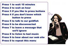 voice mail, business cartoon by Steve Kaye