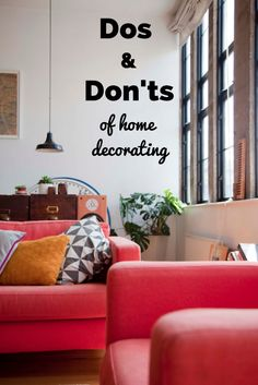 Decorating doesn't come easy for everyone, but with these tips and tricks from the professional, you'll have your home looking just the way you always imagined.