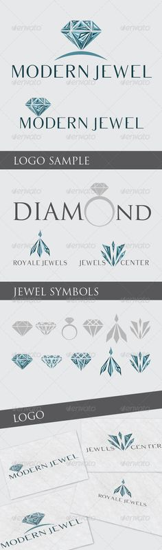 Modern Logo Jewel