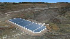 """Bislang größte Wette des Tesla-Chefs: Musk setzt mit der """"Gigafactory"""" auf Risiko"""