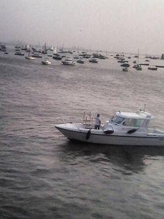 sea of ' MUMBAI C.S.T'