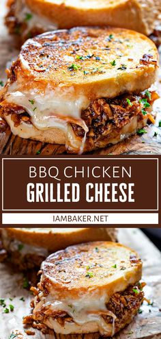 BBQ Chicken Grilled Cheese is a sure-fire crowd-pleaser! Learn all the tips in putting together this savory summer meal. Served alone, with a bag of potato chips, or with a side of fresh coleslaw, this mouthwatering BBQ idea is the perfect addition to any dinner table!