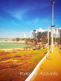 Praia dos Namorados, Guarapari - ES, BR.